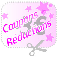 coupon réduction