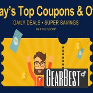 Top Coupons Gearbest