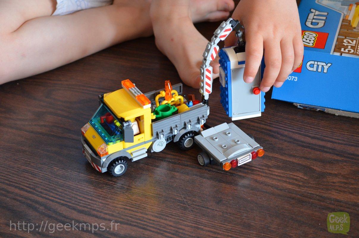 Lego City 224 Partir De Quel 226 Ge