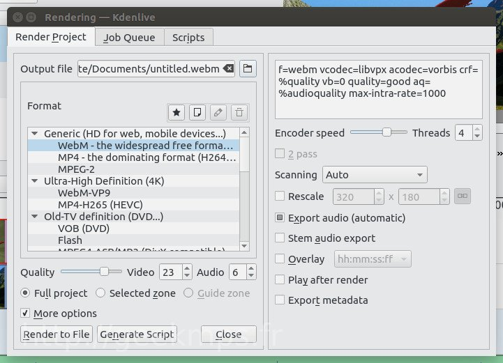 VIDEO FILE METADATA EDITOR LINUX - Top 10 Best Video Editing