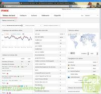 Piwik, Google Analytics, AWstats