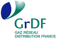 Logo Grdf serveur vocal