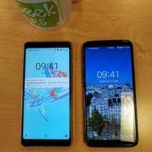 Exemple de photos du produit nokia 7 plus 015