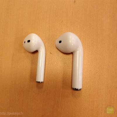 Audio test, mini earbud I7S TMS 016
