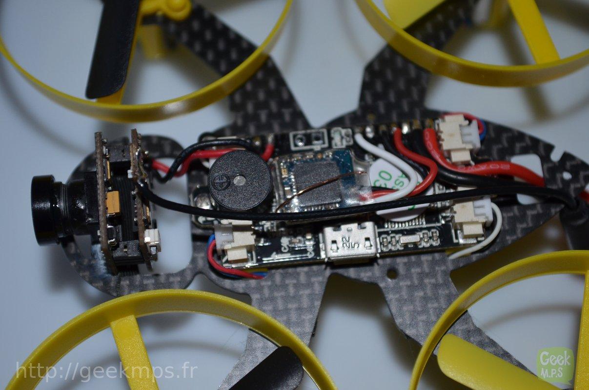 drone x pro karakteristike