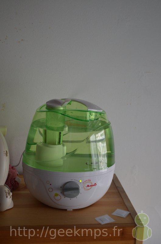 Choisir un humidificateur pour chambre d 39 enfants - Humidificateur air chambre bebe ...