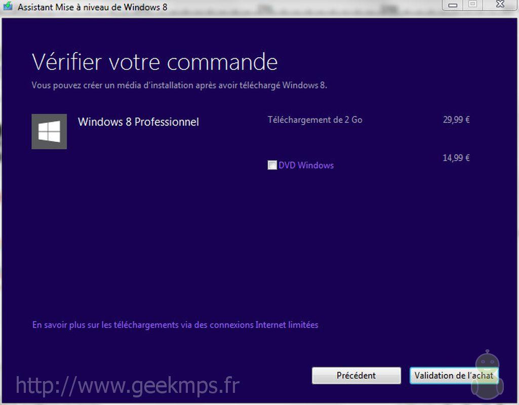 WinCert.net French. Windows Vista, Windows 7, et Windows 8.x. Elles reprennent le principe des mises à jour proposées par mooms dans son Update pack, à savoir qu'elles contiennent uniquement le minimum de MAJ requises pour n'avoir aucune demande de Windows Update après intégration et...
